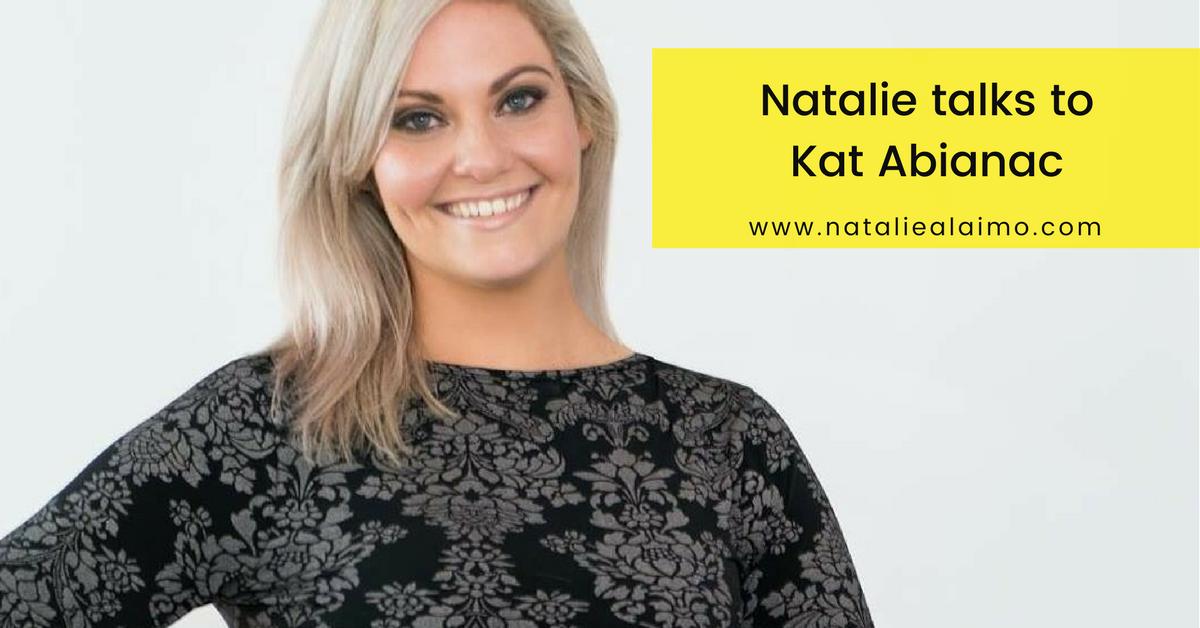 Natalie Alaimo talks to Kat Abianac