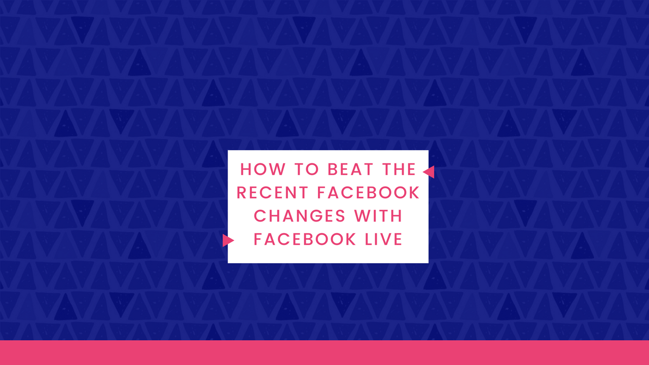 Natalie Live – How To Beat The Recent Facebook Changes With Facebook Live